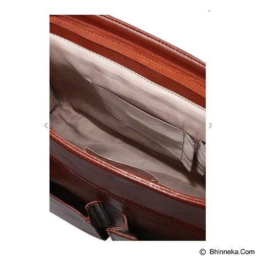 MAYONETTE Jordan Messenger Bag [M000013/BRO/00] - Brown (Merchant) - Sling-Bag Pria