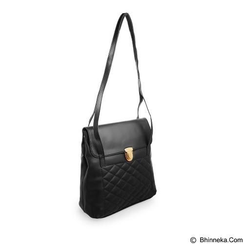 MAYONETTE Junko Totes Bag [B000608/BLA/01] - Black (Merchant) - Tote Bag Wanita