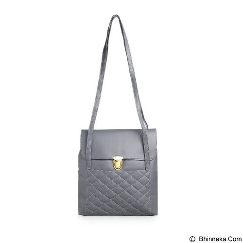 MAYONETTE Junko Totes Bag [B000608/GRE/01] - Grey (Merchant) - Tote Bag Wanita