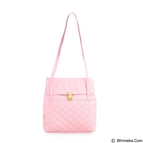 MAYONETTE Junko Totes Bag [B000608/PIN/01] - Pink (Merchant) - Tote Bag Wanita