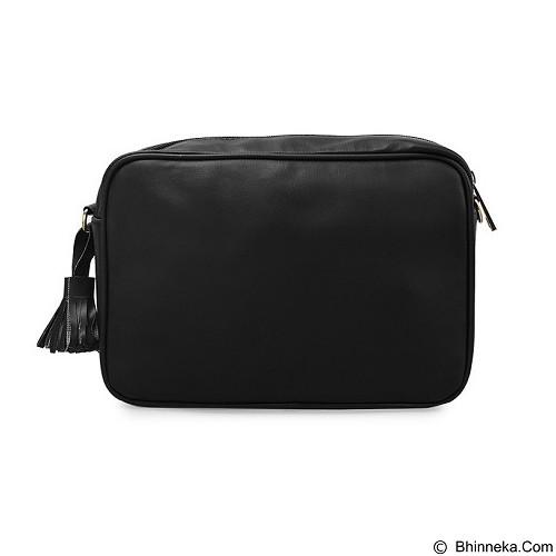 MAYONETTE Mango Sling Bag [B000610/BLA/01] - Black (Merchant) - Cross-Body Bag Wanita