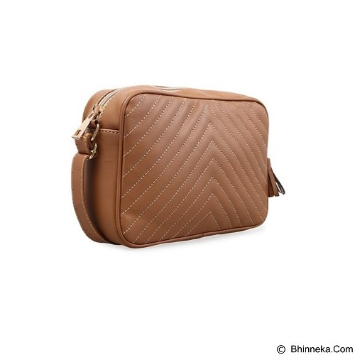 MAYONETTE Mango Sling Bag [B000610/BRO/01] - Brown (Merchant) - Cross-Body Bag Wanita