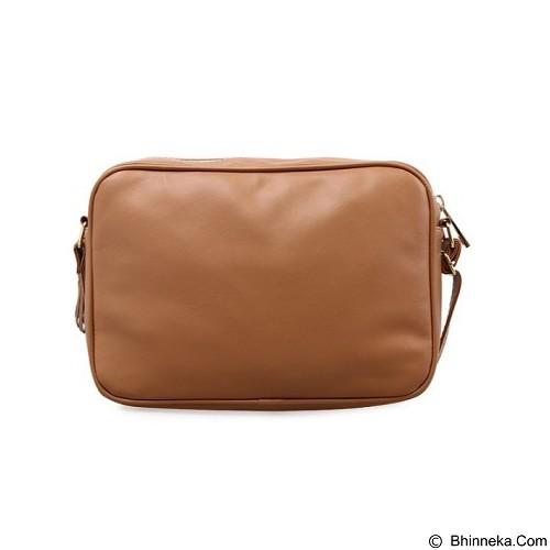 MAYONETTE Mango Sling Bag [B000610/BRO/01] - Brown (Merchant) - Cross-Body Bag Wanita