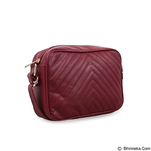 MAYONETTE Mango Sling Bag [B000610/MAR/01] - Maroon (Merchant) - Cross-body Bag Wanita