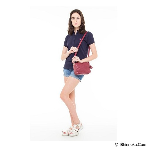 MAYONETTE Mango Sling Bag [B000610/MAR/01] - Maroon (Merchant) - Cross-Body Bag Wanita