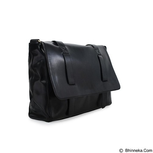MAYONETTE Maverick Sling Bag [M000029/BLA/00] - Black (Merchant) - Sling-Bag Pria
