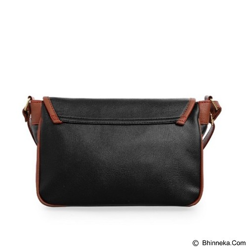 MAYONETTE Miki Sling Bag [B000609/BLA/01] - Black (Merchant) - Cross-Body Bag Wanita