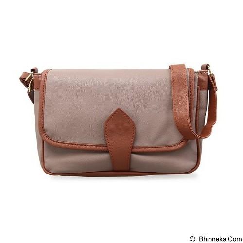 MAYONETTE Miki Sling Bag [B000609/GRE/01] - Grey (Merchant) - Cross-Body Bag Wanita