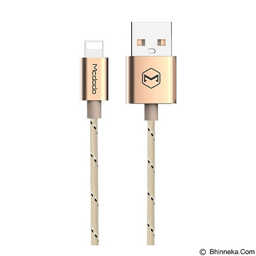 MCDODO Cable Nylon Woven Lightning to USB 2.0 AM 1M - Cable / Connector Usb