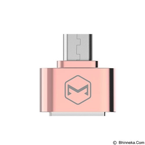 MCDODO OTG Adapter Micro USB to USB 2.0 AF - Gadget Connection Kit