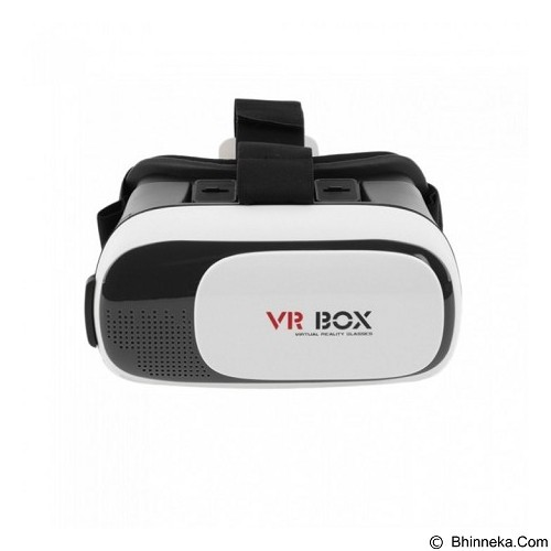 MCDODO VR Glass 3D [VR BOX-002] - Gadget Activity Device