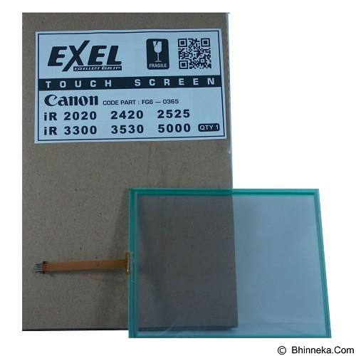 VINSENSIUS-COPIER TouchScreen IR 5000 - Spare Part Mesin Fotocopy
