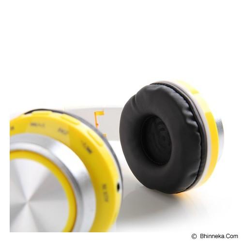 MDISK Headphone [NK 950] - Kuning - Headphone Portable