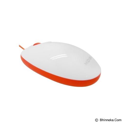 MDISK Mouse [MS-102] - Orange - Mouse Mobile