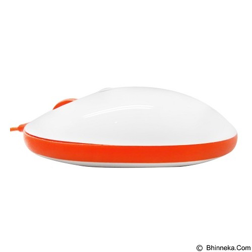 MDISK Mouse [MS-102] - Orange - Mouse Mobile