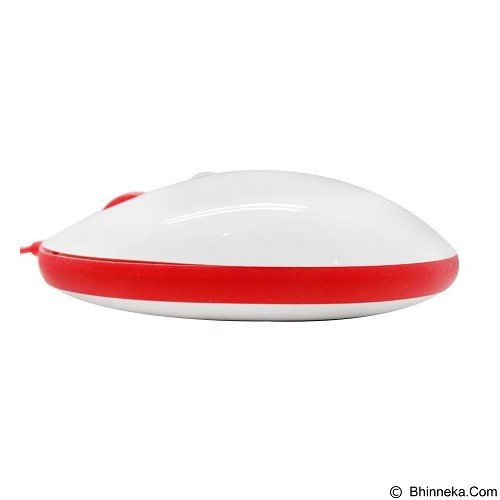 MDISK Mouse [MS-102] - Red - Mouse Mobile
