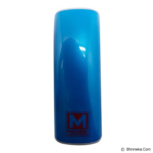 MDISK Powerbank 5200 [T220] - Biru - Portable Charger / Power Bank