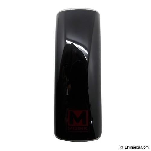 MDISK Powerbank 5200 [T220] - Hitam - Portable Charger / Power Bank