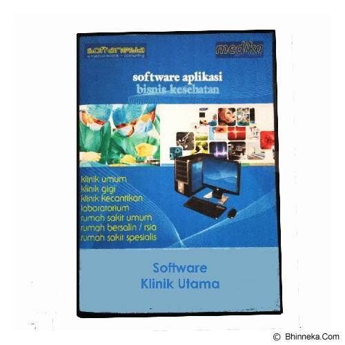 MEDIKASOFT Software Klinik Utama - Software Customer Management / Crm Licensing
