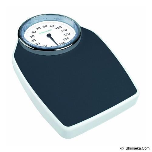 MEDISANA Timbangan Berat Badan Analog PSD [40461] - Hitam - Alat Ukur Berat Badan
