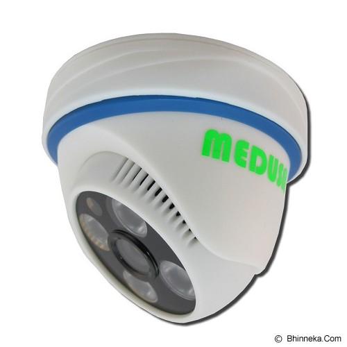 MEDUSA CCTV AHD Indoor 1.3MP [A376R-130W-3.6MM] - Putih - Cctv Camera