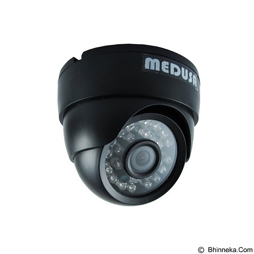 MEDUSA CCTV AHD Indoor [A371R-130W] - Black - Cctv Camera