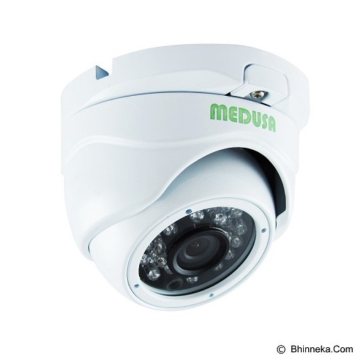 MEDUSA CCTV Camera Dome [DIV-F4T-005] - White - Cctv Camera