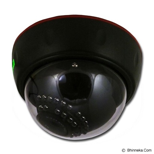 MEDUSA CCTV IP Cam Indoor [IPC-N301L-200W-6MM] - Black - Ip Camera