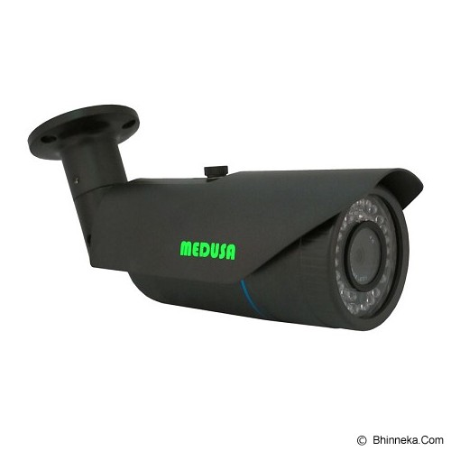 MEDUSA CCTV IP Cam Outdoor [IPC-N702-6MM 1.3MP] - Grey - Ip Camera