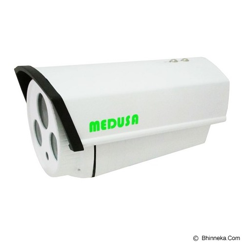 MEDUSA CCTV IP- Cam Outdoor [IPC-N9612L-200W-6MM] - White - Ip Camera