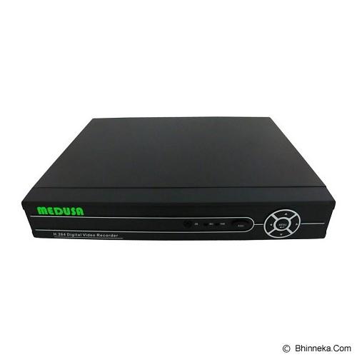 MEDUSA CCTV Paket Ekonomis 4CH [AHD KA6404M-A371R+616R-1.3MP-3.6MM] - Ip Camera