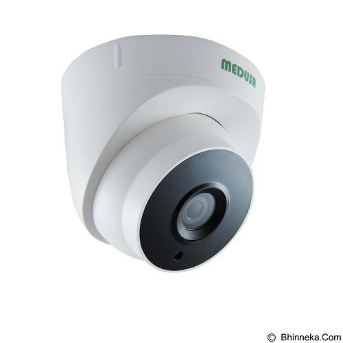MEDUSA Camera Dome [ADI-F4S-010] - White - Cctv Camera