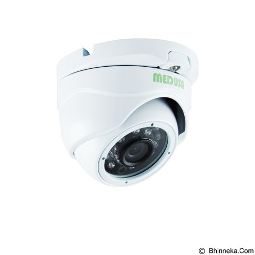 MEDUSA Camera Dome [DIV-AHDS-005] - White - Cctv Camera