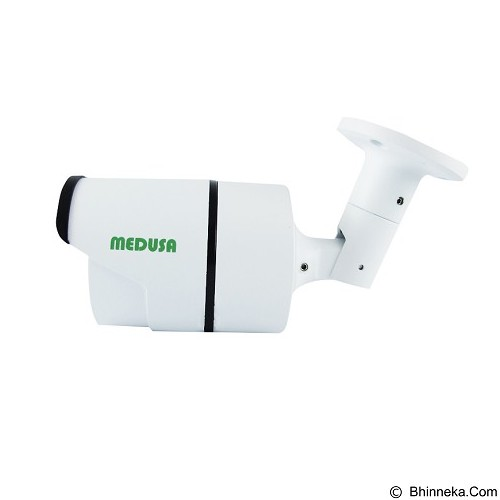 MEDUSA Camera Outdoor [WIS-F4T-017] - White - Cctv Camera