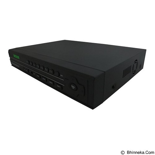 MEDUSA DVR Analog [8216V] - Black - Cctv Accessory