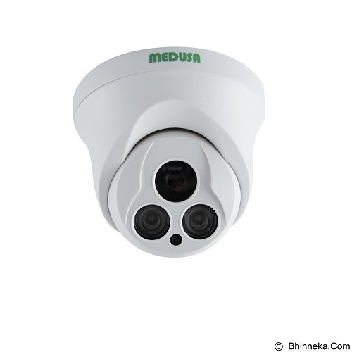 MEDUSA IP Camera Dome [MD-IP130-04] - White - Ip Camera