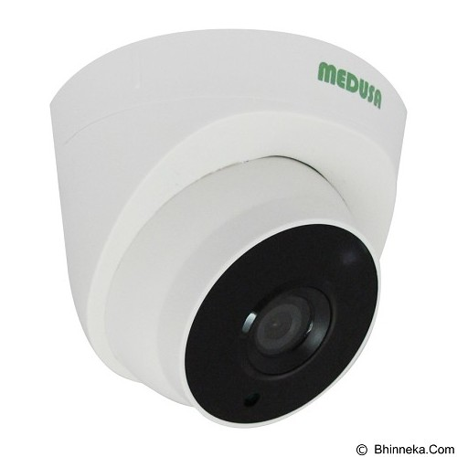 MEDUSA IP Camera Dome [MD-IP130-10] - White - Ip Camera