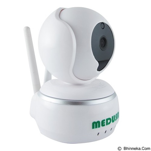 MEDUSA IP Camera [MD-IP100-813PTW] - White - Ip Camera