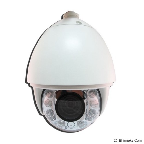 MEDUSA Speed Dome IP Cam 2.0 Mpx 6 IRDA 30x Zoom [LX-SONY-HSD] - Ip Camera