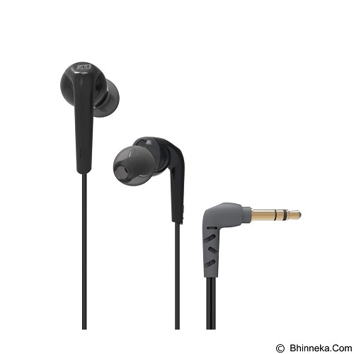 MEELECTRONICS Headphones with Enhanced Bass [RX18] - Black (Merchant) - Earphone Ear Monitor / Iem