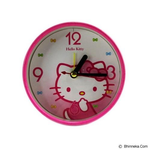 MEILYNGIFTSHOP Jam Bulat Full Print - Hello Kitty - Jam Meja