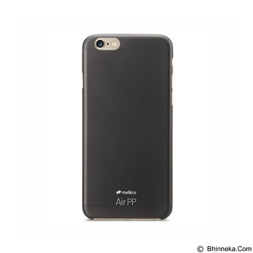 MELKCO Air Ultra Slim Apple iPhone 6s Plus/6 Plus - Grey Transparant (Merchant) - Casing Handphone / Case