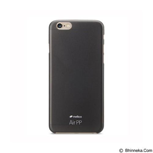 MELKCO Air Ultra Slim Apple iPhone 6S/6 - Grey Transparant (Merchant) - Casing Handphone / Case