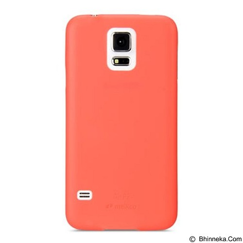 MELKCO Air Ultra Slim Samsung Galaxy S5 - Red (Merchant) - Casing Handphone / Case