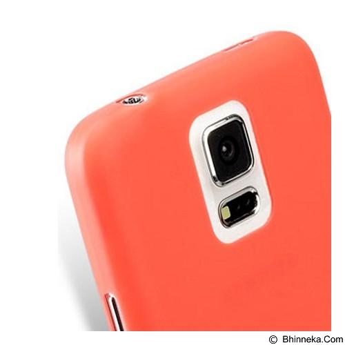 MELKCO Air Ultra Slim Samsung Galaxy S5 - Red (Merchant) - Casing Handphone / Case