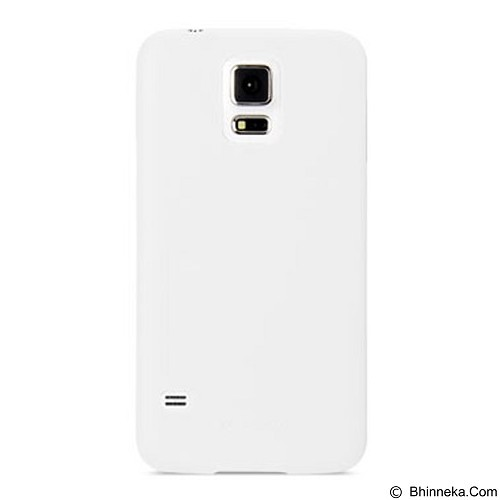 MELKCO Air Ultra Slim Samsung Galaxy S5 - White (Merchant) - Casing Handphone / Case