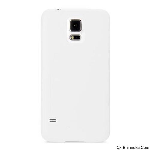 MELKCO Air Ultra Slim Samsung Galaxy S5 - White (Merchant) - Casing Handphone / Case