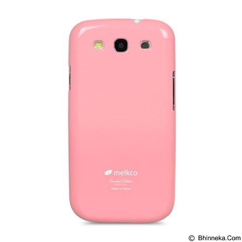 MELKCO Formula Cover Samsung Galaxy S3 i9300 - Pink (Merchant) - Casing Handphone / Case
