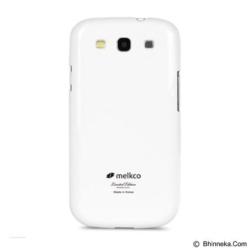 MELKCO Formula Cover Samsung Galaxy S3 i9300 - White (Merchant) - Casing Handphone / Case