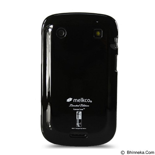 MELKCO Formula Formula Cover Blackberry Dakota 9900 - Black (Merchant) - Casing Handphone / Case